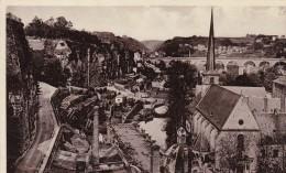 Luxembourg - Ville >  Les Rochers Du Bock - Luxemburg - Town