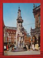 Bremen  - Der Roland - Bremen