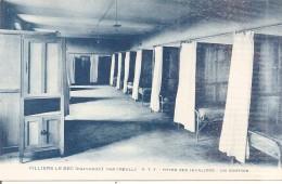 VILLIERS - Le - SEC  -  P. T. T. -  Foyer Des Invalides  -  Le Dortoir - France