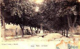 83 / NANS / LE  COURS - Nans-les-Pins