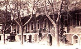 83 / NANS / GRAND HOTEL DE LORGE / ENTREE - Nans-les-Pins