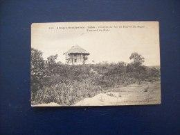 Afrique Occidentale- Soudan- Carte Postale Ancienne: Chemin De Fer De Kayes Au Niger- Lazaret De Kalé - Sudan