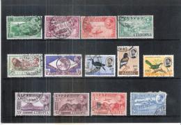 Ethiopie - Petit Lot - Obl/gest/used - CV:26,00 (à Voir) - Ethiopia