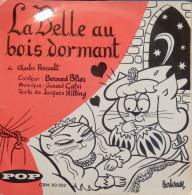 Bernard Blier 33t. 25cm *la Belle Au Bois Dormant* - Kinderen