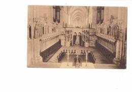Cpa - Allemagne - Naumburg - Dom - Intérieur église - Orgues Orgue Organ Orgel - Naumburg (Saale)