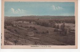 Chateaufort.  Vue Sur La Vallée - Chevreuse