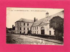 MONTREUIL-SUR-MER, Ecole Primaire Supérieure, (Bouchet), 62 Pas-de-Calais. - Montreuil