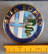 ALFA ROMEO - Brand Original - Marchio Di Fabbrica Originale- Materiale :plastica. - Non Classificati
