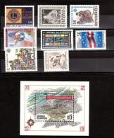 AUTRICHE - Lot De Timbres Neufs ** - Cote +15 - Collections
