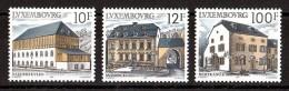LUXEMBOURG - 1987 - N° 1130 à 1132 - Neufs ** - Monde Rural - Neufs