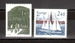 SUEDE - 1983 - N° 1212 Et 1213 - Neufs ** - Norden83 - Ungebraucht