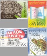 1976 Zomer NVPH 1085-1088 Postfris - 1949-1980 (Juliana)