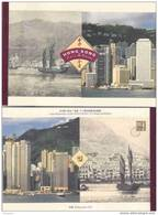 1997 HONG KONG CLASSIC NO.7.8.9.MS BOOKLET - 1997-... Région Administrative Chinoise