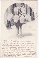 Cpa-ita -messina-venditore De Quartare-edi Trenkler N°4081 - Messina