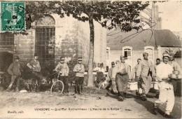 Quartier Rochambeau L Heure De La Soupe - Vendome