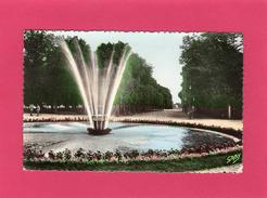 POITIERS, Grand Bassin Du Parc De Blossac, Animée, 1958, (Artaud), 86 Vienne. - Poitiers