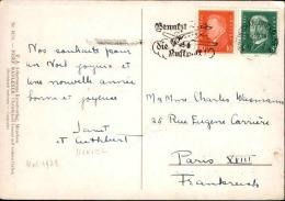 ALLEMAGNE - Oblitération Mécanique De Berlin En 1928 Sur Carte Postale Pour Paris - A Voir- L  3145 - Deutschland