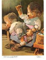 Mecki - No. 306 - Hedgehog - Gut Eingefädelt - Mecki