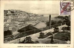 PORTUGAL - Timbre Surchargé Sur Carte Postale De Lisbonne En 1911 - A Voir- L  3151 - 1910-... République
