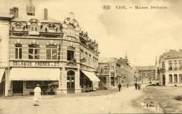 Visé  Maison Delhaize - Belgique