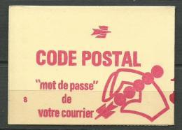 FRANCE: CARNET N°1972C3, Fermé, TB - Markenheftchen