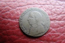 1802 Bronze à Identifier - Monnaies