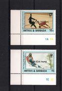 Olympische Spelen 1994 , Antigua & Barbuda - Met Opdruk Postfris