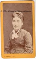 BESANCON - MARIE GUICHET - FEMME - FRAGNEY - DOUBS - CDV PHOTO - Personnes Identifiées