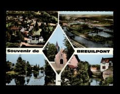 27 - BREUILPONT - Multi Vues - France