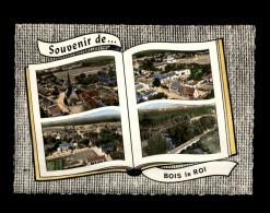 27 - BOIS-LE-ROI - Multi Vues - Livre - France