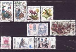 Tchechische Republik, 1997, Gebraucht-used-obliteré - Tschechische Republik