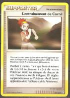 Pokémon - 2009 - Supporter - L´entrainement De Cornil - 130/146 - Pokemon