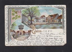 PK Gruß Aus Gleina 1903 - Germania