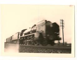Locomotive Vapeur - 141 P ? - Trains