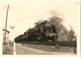Locomotive Vapeur - 141 C ? Reseau Ouest - Lot 2 Photos - Trains
