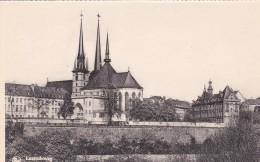 Luxembourg-Ville >  Cathédrale Et Pensionnat Notre-Dame - Luxemburg - Town