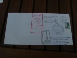 Balisage Le Verdon Poste Naval Semaphore Pointe Grave Obliteration Sur Lettre - 1961-....