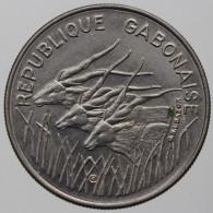 Gabon - 100 Francs, 1975 - Gabon
