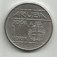 Aruba 1 Florin 2006. KM#5 - [ 4] Colonies