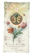 Santino.26 Prima Comunione 1907 Gand - Alte Papiere