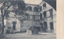 Italie - Issogne - Corile Del Maniero - Fontana - Cachet Maniero Dei Challant - 1934  RARE - Aosta