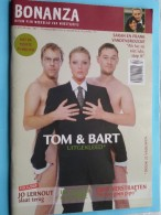 BONANZA Weekblad Van WOESTIJNVIS - 22 Januari 2001 - Nr. 1 ( Om En Bart Uitgekleed / Zie Foto's ) ! - Tijdschriften