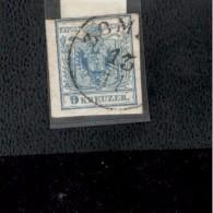 Austria1850:Michel5IIIa - Gebraucht