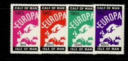 CALF OF MAN 1965 EUROPA  MNH - 1965