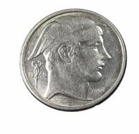 50 Francs - Belgique - 1949 - Argent - TTB+ - - 1945-1951: Régence