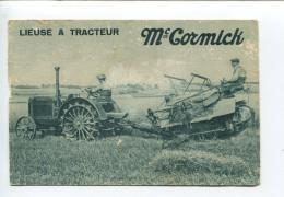 Tracteur Mc Cormick Lieuse - Tractors