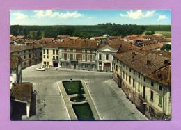Pieve Del Cairo - La Piazza - Pavia