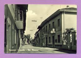 Torrazza Piemonte - Via Mazzini - Italy