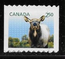 CANADA, 2014, #2717, BABY WILDLIFE ANIMALS: WAPITI,     MNH - Carnets