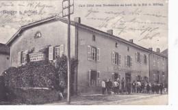 Bingen Café Hôtel    Feldpost - France